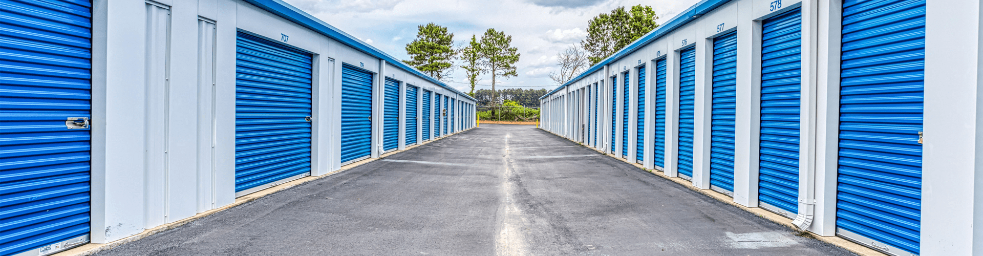 Kinston NC Storage Units